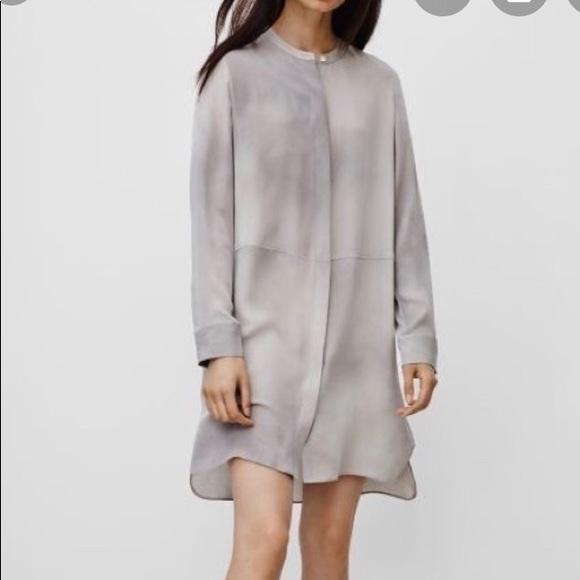 Aritzia's Wilfred Bossut 100% Silk Dress, M